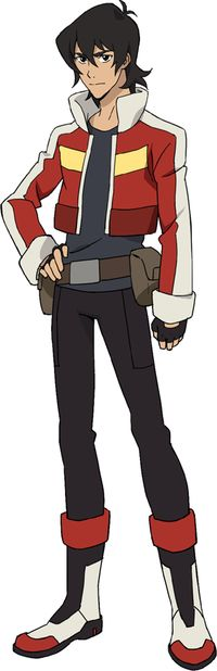 Voltron Legendary Defender- Keith