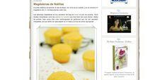 El blog que os recomiendo es el de mi amiga Silvia, que hace unas recetas dulces, maravillosas. www.midulcetentacion.es