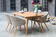 Stół ogrodowy z drewna akacjowego TAMARA http://domotto.redcart.pl/p/31/4291/stol-ogrodowy-tamara-165x90x76cm-stoly-drewniane-meble-do-ogrodu.html