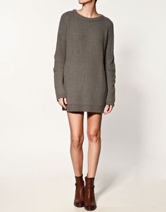 zara. Wear with hunter boots and leggings
