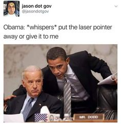 Former Vice President Joe Biden is running for the 2020 campaign as Obama-Biden democrat and we round up the best Joe Biden Memes for your viewing pleasure. Joe And Obama, Obama And Biden, Joe Biden, Dankest Memes, Funny Memes, Funny Gifs, Videos Funny, Ft Tumblr, Haha