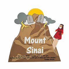 Mt. Sinai Craft Kit