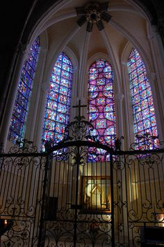 """Chapelle de la Sancta Camisia 