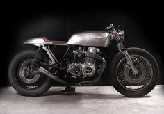 The Natural Honda CB750 by The Tarantulas ~ Return of the Cafe Racers