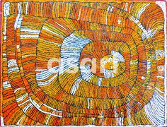 Marrapinti (2007 Cat 15607NN), by Australian artist Naata Nungurrayi