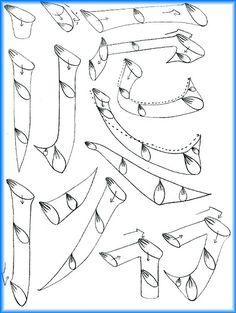 基本点画(書道) - きれいな字がかける書とペン習字の部屋 - Yahoo!ブログ
