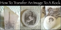 How To Transfer An Image to Rock
