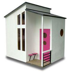 Mini house for the backyard.