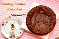 Finnish Recipes, Crunch, Sweet Pie, Chocolate Cake, Pudding, Sweets, Desserts, Food, Healthy