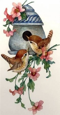 CShoresInc currently offers two types of original art: watercolors and lithographs by Carolyn Shores Wright and jewelry by Dianne V. Watercolor Bird, Watercolor Paintings, Bird Drawings, China Painting, Bird Pictures, Bird Prints, Bird Art, Beautiful Birds, Bird Houses