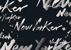 Typography 2013 by Spiros Halaris, via Behance