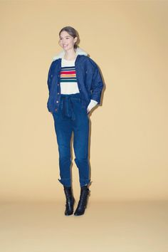 Band of Outsiders Pre-Fall 2014 Collection Slideshow on Style.com