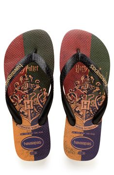 4aabe03b2cd2 HAVAIANAS TOP HARRY POTTER FLIP FLOP.  havaianas  shoes