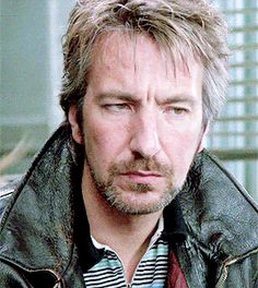 "Alan Rickman in ""January Man"""