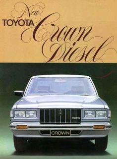 110系クラウン Toyota Crown, Japanese Domestic Market, Lexus Cars, Japanese Cars, Old Cars, Motor Car, Cars And Motorcycles, Muscle Cars, Dream Cars
