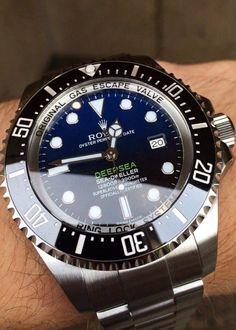 Rolex Watches For Men, Luxury Watches For Men, Men's Watches, Watches Online, Sport Watches, Cool Watches, Amazing Watches, Beautiful Watches, Der Gentleman