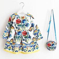 Linen Spring Dress