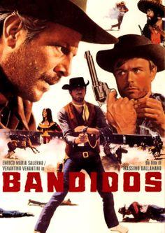 Bandidos (1967)Stars: Terry Jenkins, Enrico Maria Salerno, Cris Huerta, Marco Guglielmi ~ Director: Massimo Dallamano