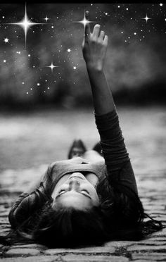 """""""it feels as if the whole world is passing before me with only the unblinking stars as my witness."""" -Audacity by Melanie Crowder"""