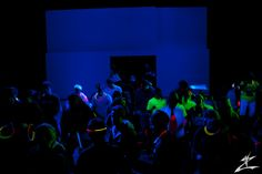 How to Throw a Black Light Party: Ideas, Supplies & Decorations