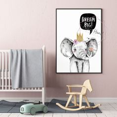 Elephant Wall Art, Safari Nursery, Printable Wall Art, Elephant Nursery, Baby Girl, Digital Prints, Kids Room Decor, Safari Baby Shower Elephant Wall Art, Elephant Nursery, Safari Nursery, Nursery Art, Printable Wall Art, Digital Prints, Kids Room, Room Decor, Printables