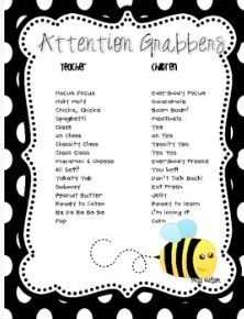 Preschool Wonders: Classroom Management {and a freebie}!