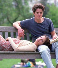 Notting Hill - William & Anna (Hugh Grant & Julia Roberts)