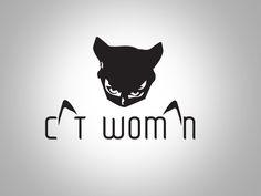 Cat Woman Logo Wallpaper By Yousssrydeviantart On DeviantArt