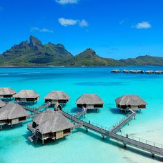 Bora Brides The Best Honeymoon Resorts Around World