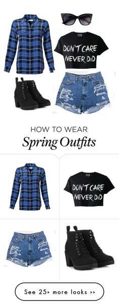 """""""Grunge outfit :)"""" by lanieloo11 on Polyvore"""