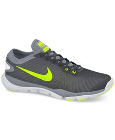 d0353534c3784b Nike Women s Flex Supreme TR 4 Wide Training Sneakers from Finish Line -  Finish Line Athletic Sneakers - Shoes - Macy s
