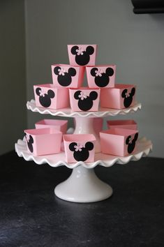 Minnie Mouse Candy Cups Minnie Mouse Favors Minnie by GiggleBees