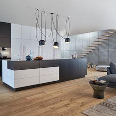 Modern Style Kitchen Design Cabinets Luxury Kitchens Simple images ideas from Kitchen Decoration Ideas Modern Kitchen Cabinets, Kitchen Cabinet Design, Kitchen Flooring, Kitchen Furniture, New Kitchen, Gloss Kitchen, Kitchen Island, Kitchen Decor, Best Kitchen Designs