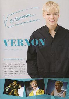 Vernon Seventeen, Seventeen Wonwoo, Seventeen Debut, Woozi, Jeonghan, Picture Mix, Carat Seventeen, Gifs, Vernon Hansol
