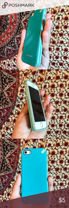 Blue iPhone 5 Case Blue iPhone 5 case Accessories Phone Cases