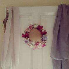 My room Sweet Stories, Floral Wreath, Collage, Meet, Wreaths, Room, Home Decor, Style, Bedroom