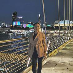 Beautiful evening in London 😍🏙️ – tacky-atom Au Pair, London Travel, Beautiful