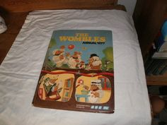 The Wombles Annual 1977 by DarkFruitEnterprises on Etsy