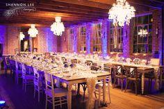 feather table runner, Hustle & Bustle Events, Shannon Lee Images, Carondelet House Wedding