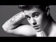 Justin Bieber Brings Wild Sexy To New Calvin Klein Ads With Lara Stone