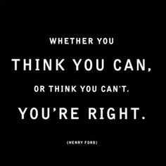 Believe in you!!!!