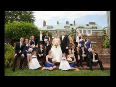Compilation of weddings at Hamilton Farm Golf Club in Gladstone, NJ | Photography by Berit Bizjak of Images by Berit | NJ Wedding Photography