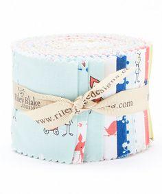 Love this Enchant Rolie Polie Fabric Bundle by Riley Blake Designs on #zulily! #zulilyfinds