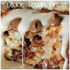 ~Cookie Dough Bread!