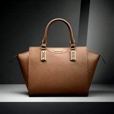 Latest winter collection from Hugo Hugo Boss, Stylish Handbags, Fashion Handbags, Leather Handbags, Leather Bag, Brown Leather, Fashion Mag, Modcloth, Purses And Bags