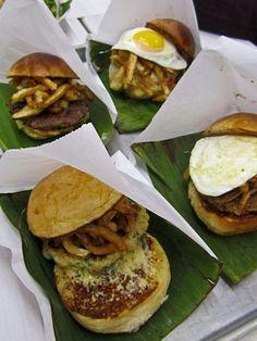 Frita Batidos cuban inspired burgers.  Ann Arbor, MI