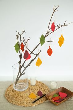 Celebrate the holiday with Thanksgiving crafts for kids. They'll love to lend a helping hand when it comes to decorating the table with handmade Thanksgiving crafts. These easy-to-make Thanksgiving traditions keep the spirit of the season front and center for children of all ages (and help hungry kids stay occupied until dinner is on the table). #thanksgivingcrafts #forchildren #thanksgivingcraftsfortoddlers #easythanksgivingcrafts #thanksgivingcraftsforkids #bhg Thanksgiving Food Crafts, Thanksgiving Tree, Thanksgiving Traditions, Thanksgiving Decorations, Thanksgiving Celebration, Easy Crafts For Kids, Cute Crafts, Diy Crafts, Recycled Crafts