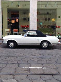 Mercedes Pagoda 250 SL