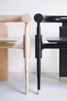 seoul-based studio gidoo introduces its latest creation titled 'story collection', a furniture series consisting of two chairs and a side table. influenced by the shape of traditional korean stone. Design Furniture, Luxury Furniture, Furniture Makeover, Chair Design, Furniture Decor, Furniture Stores, Cheap Furniture, Furniture Removal, Furniture Layout
