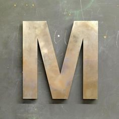 my letter m is for my cousion